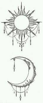 sun n moon s and piercings moon
