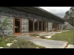 berm house tour an earth bermed house in upstate new york youtube