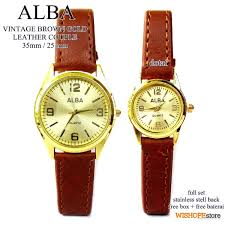 Jam Tangan Alba Pasangan list harga jam tangan alba pasangan terbaru harga paling murah
