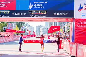 Chicago Marathon Map Chicago Marathon Course Map Live Stream Tv Info And More