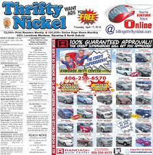 thrifty nickel apr 17 by billings gazette issuu