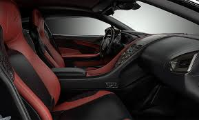 aston martin suv interior the sexiest aston martin in years was designed in italy
