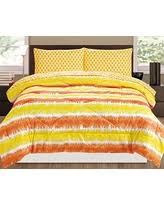 Tie Dye Comforter Set Rampage Bedding Fall Specials