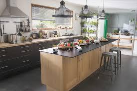cuisine moderne avec ilot modele de cuisine avec ilot central unique cuisine moderne avec