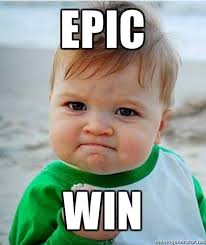 Epic Win Meme - image 204096 success kid i hate sandcastles know your meme