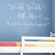 twinkle little star wall sticker quote making wall quote sticker twinkle little star saying