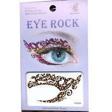 mix design eye sticker waterproof transfer temporary