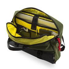 topo designs commuter briefcase bag made in the usa topo designs