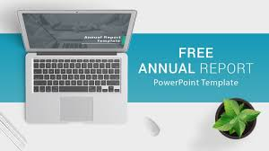 annual report ppt template free annual report powerpoint template for presentations