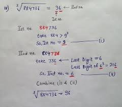 cube roots tricks math shortcut tricks find cube from 1 to 99 of