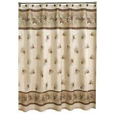 Colored Shower Curtain Multi Colored Shower Curtains Shower Accessories The Home Depot