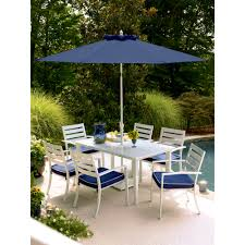 Sears Patio Umbrella by Grand Resort S A13188 Anna Maria 7 Pc Dining Set Limited