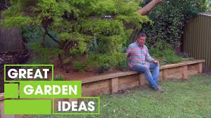 how to build an affordable retaining wall gardening great home