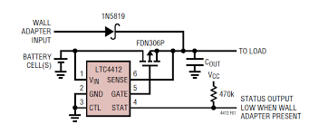 transistors p channel mosfet drain source polarity in power