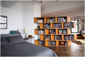 bookcase as room dividers diy awesome bookcase room dividers ideas