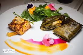 expression cuisine dinner at dulce patria a vibrant expression of cuisine