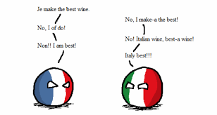 Funny Italian Memes - france vs italy polandball weknowmemes