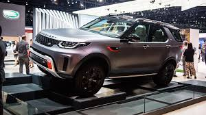 matte orange range rover 2019 land rover discovery svx revealed due in australia late 2018