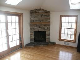 creative stone fireplace decors stone gas fireplace design ideas