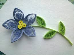 quilling flowers tutorial make a beautiful quilling flower paper