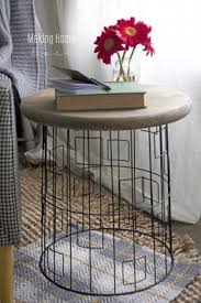 Plans For Round End Table by Round Wood End Table Foter
