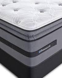 shop sealy posturepedic hybrid thurloe plush pillowtop mattress