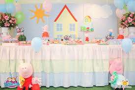 peppa pig decorations peppa pig birthday party decorations party city hours