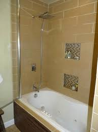 Tubs Showers Tubs U0026 Whirlpools Cool Shower Tubs One Piece Handicap Tub Shower Combo With
