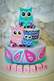 owl birthday cakes owl birthday cake johnson s custom cakes