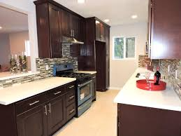 Solid Surface Cabinets Contemporary Kitchen With European Cabinets By Walter E Lopez