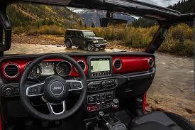 Jeep Interior Parts 2018 Jeep Wrangler Jl Wrangler Redesign Cj Pony Parts