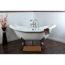 Clawfoot Bathtub Shelf 72