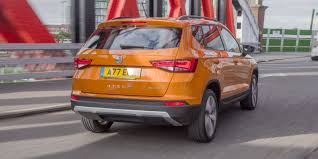 seat seat ateca review carwow