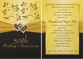 50th wedding anniversary greetings 50th anniversary invitations wording 50th wedding anniversary