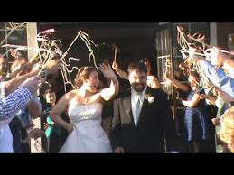 wedding wands wedding diy grand exit ribbon wands