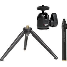 Manfrotto 209 492long Tabletop Tripod With Ball Head 209 492long