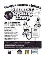 summer camp santa barbara bicycle coalition