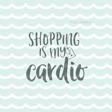 black friday cricut explore shopping is my cardio svg file cricut explore and more cut