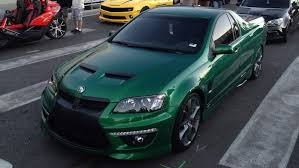 vauxhall vxr8 ute yes you can get left hand drive holden utes in the u s
