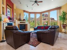 Sedona Luxury Homes by Sedona Siesta Private Pool U0026 Spa Red Rock Vrbo