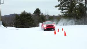 subaru rally snow playing in the snow 2017 dodge challenger gt first drive autoblog