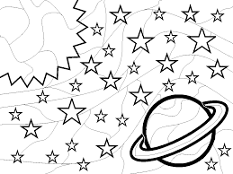 space coloring pages astronaut rocket ship stars coloringstar
