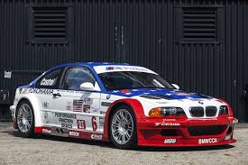 bmw m3 gtr e46 bmw to debut refurbished e46 bmw m3 gtr race and road cars at