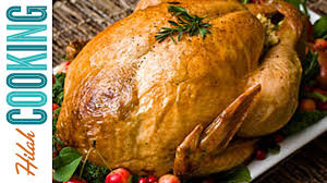 cooking a thanksgiving turkey how to roast a turkey hilah cooking