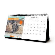 Desk Calendar Custom Photo Calendar Large Wall Calendar Personalized Photo Wall