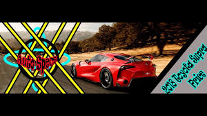 How Much Does The Toyota Ft1 Cost 2018 Toyota Supra Price Youtube