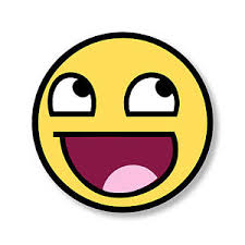 Lol Meme Face - awesome smiley face sticker epic lol emoticon internet meme car