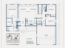 ranch floor plans with split home level and bedroom interalle com