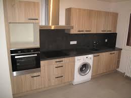 cuisine avec lave linge rénovation et agencement de cuisine nt renov