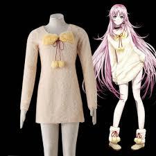 japanese anime k project neko cosplay costume kitty fleece